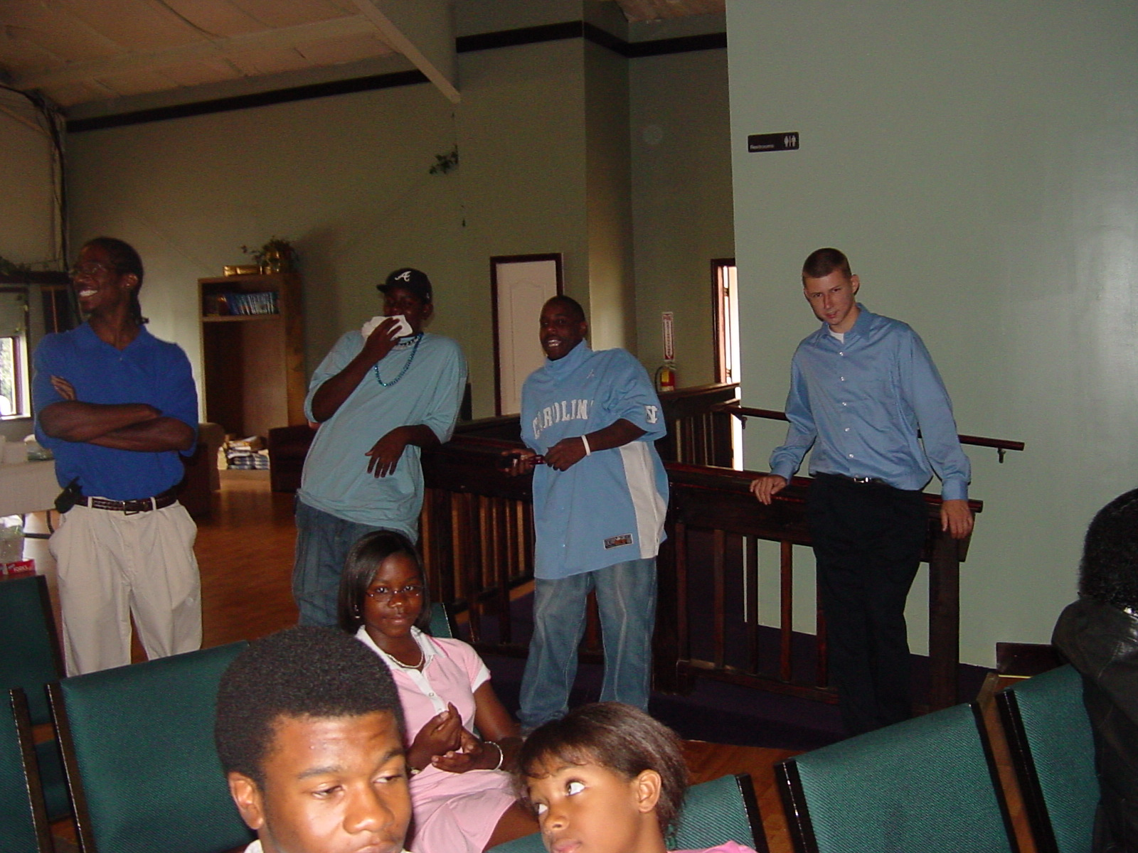 2007-Graduation of Summer Program