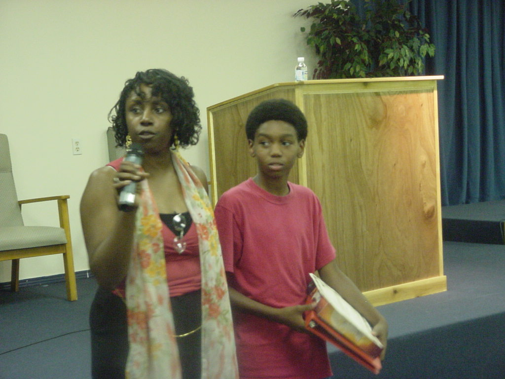 2004-Graduation of Summer Program