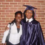 2008-Graduation of Rudy with Toya