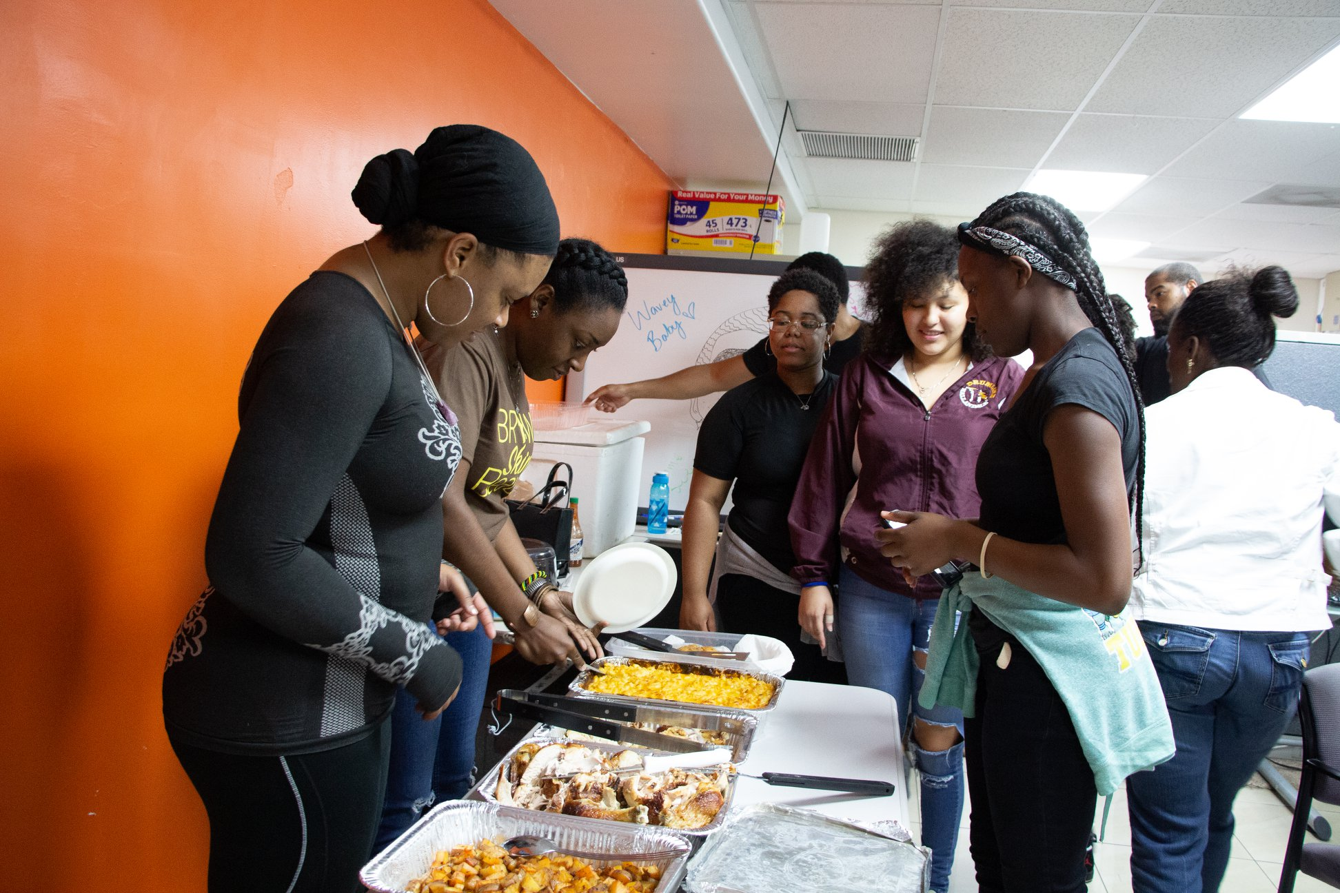 2019-Thanksgiving Feast for Students